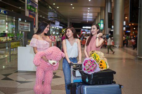 Nguyen Thi Loan rang ro tro ve sau Miss Grand International - Anh 10