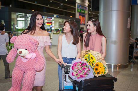 Nguyen Thi Loan rang ro tro ve sau Miss Grand International - Anh 12