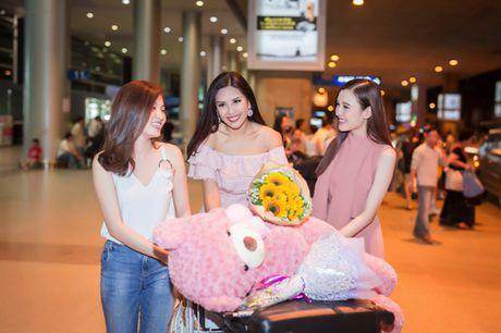 Nguyen Thi Loan rang ro tro ve sau Miss Grand International - Anh 6