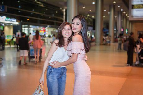 Nguyen Thi Loan rang ro tro ve sau Miss Grand International - Anh 8