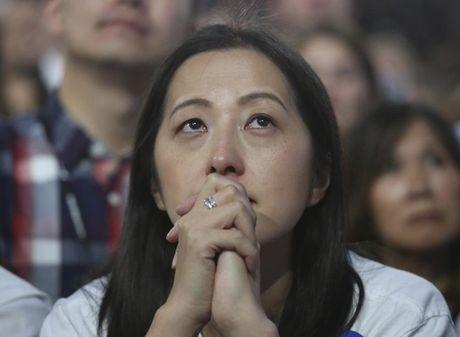 Nuoc mat da roi o tong hanh dinh cua ba Hillary Clinton - Anh 8