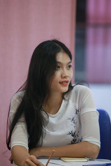 Thuy Anh, Thanh Tu hao huc khi lan dau hoc dien xuat bai ban - Anh 3