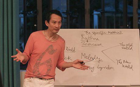 Thuy Anh, Thanh Tu hao huc khi lan dau hoc dien xuat bai ban - Anh 5