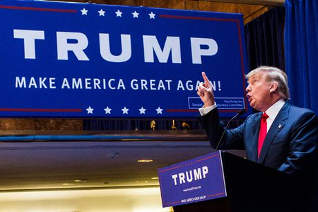 Anh ong Donald Trump: Tu tuoi tho o New York toi Tong thong moi dac cu - Anh 10