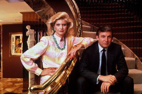 Anh ong Donald Trump: Tu tuoi tho o New York toi Tong thong moi dac cu - Anh 5