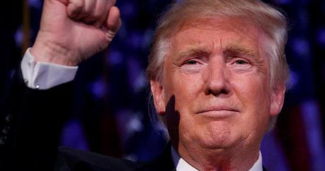 Chu tich nuoc va Thu tuong gui dien chuc mung ong Donald Trump - Anh 1