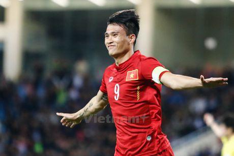 Cong Vinh se khong thay doi quyet dinh giai nghe nhu Messi - Anh 1
