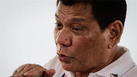 Tong thong Philippines Duterte tuyen bo ngung tranh cai voi My - Anh 1