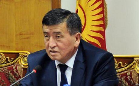 Quoc hoi Kyrgyzstan thong qua thanh phan chinh phu moi - Anh 1