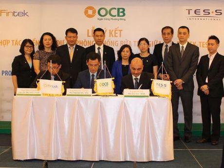 OCB trien khai du an cong nghe phong chong hoat dong rua tien - Anh 1