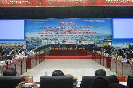 Ban giai phap phat trien logistics Vung kinh te trong diem mien Trung - Anh 1