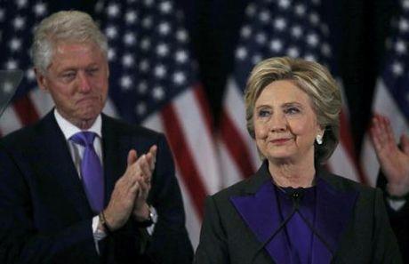 Hillary to ban linh nguoi thua cuoc, Trump doi tinh - Anh 1
