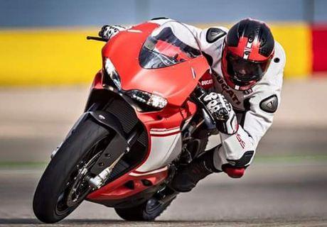 Ducati 1299 Superleggera - Superbike trong luong nhe, gia 'khung' - Anh 1