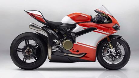 Ducati 1299 Superleggera - Superbike trong luong nhe, gia 'khung' - Anh 2
