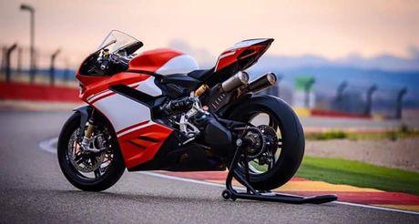 Ducati 1299 Superleggera - Superbike trong luong nhe, gia 'khung' - Anh 3