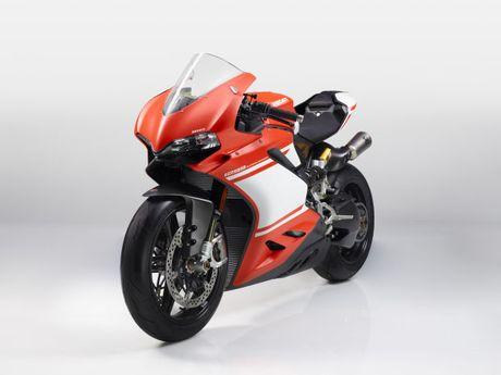 Ducati 1299 Superleggera - Superbike trong luong nhe, gia 'khung' - Anh 4