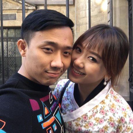 Tran Thanh va Hari Won bi fan boc me tinh tu 'lam mau' - Anh 12