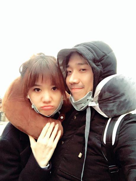Tran Thanh va Hari Won bi fan boc me tinh tu 'lam mau' - Anh 2