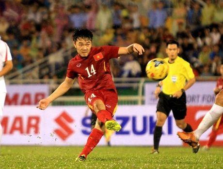 Xuan Truong chuyen dai sieu hang nhu Pirlo nho 'du hoc' Han Quoc - Anh 1