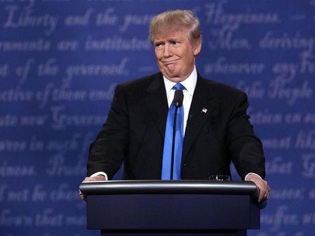 'Cuoc chien' xanh - do la lung dang sau sac ao cua Trump va Hillary - Anh 10