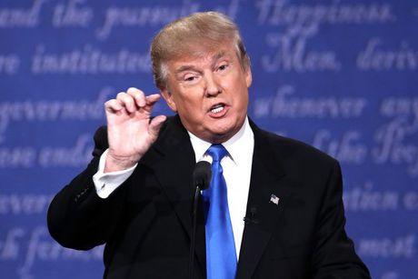 'Cuoc chien' xanh - do la lung dang sau sac ao cua Trump va Hillary - Anh 13