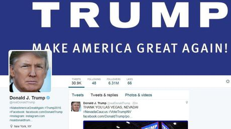 'Cuoc chien' xanh - do la lung dang sau sac ao cua Trump va Hillary - Anh 14