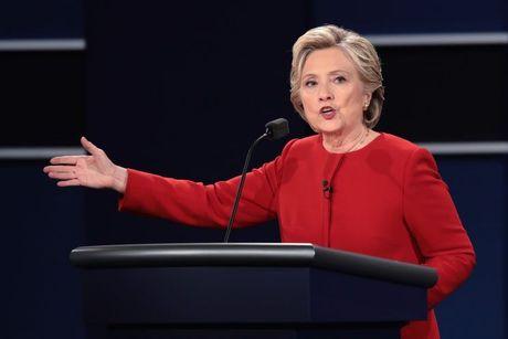 'Cuoc chien' xanh - do la lung dang sau sac ao cua Trump va Hillary - Anh 3