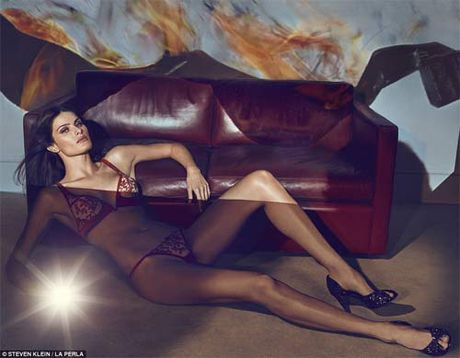 Kendall Jenner quyen ru ngay ngat voi noi y xuyen thau - Anh 5