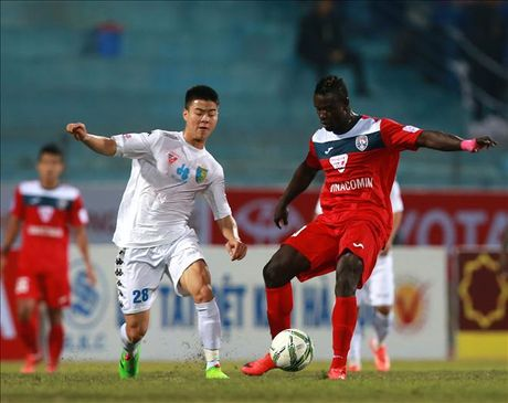 Truoc them V.League 2017: Song chung voi di nghi - Anh 1