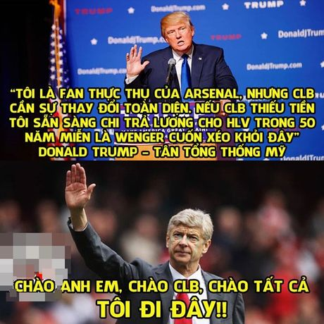 Anh che: Phao thu nhan bao ke tuyet doi; Tien si gay me Louis Donald Gaal can quet Ngoai hang Anh - Anh 1