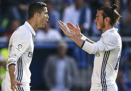 Bale chinh la nguoi thua ke Ronaldo - Anh 1