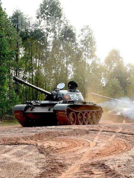 'Voi sat' T-54 Viet Nam roi 'vien' X32 the nao? - Anh 13