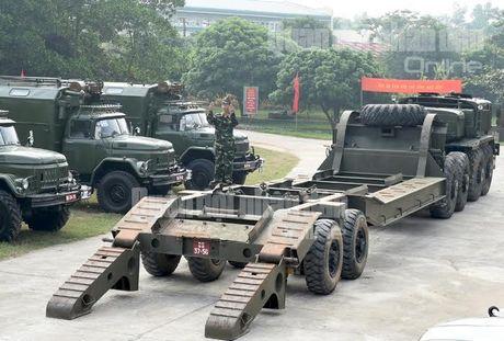 'Voi sat' T-54 Viet Nam roi 'vien' X32 the nao? - Anh 1