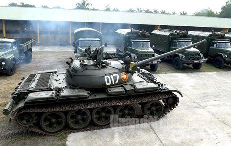 'Voi sat' T-54 Viet Nam roi 'vien' X32 the nao? - Anh 2