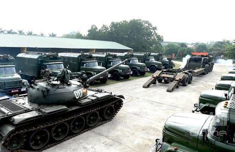 'Voi sat' T-54 Viet Nam roi 'vien' X32 the nao? - Anh 3