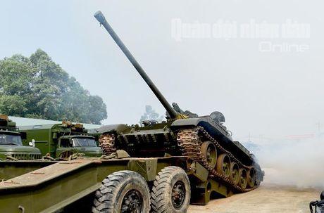 'Voi sat' T-54 Viet Nam roi 'vien' X32 the nao? - Anh 7