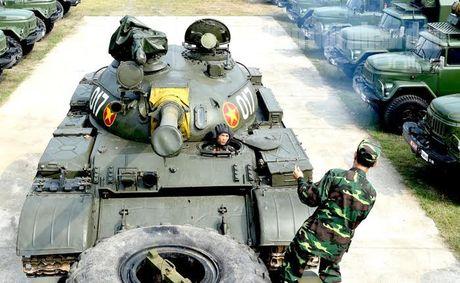 'Voi sat' T-54 Viet Nam roi 'vien' X32 the nao? - Anh 8