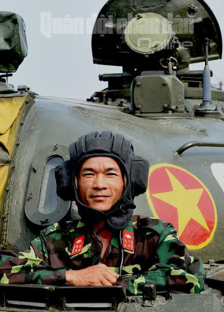 'Voi sat' T-54 Viet Nam roi 'vien' X32 the nao? - Anh 9