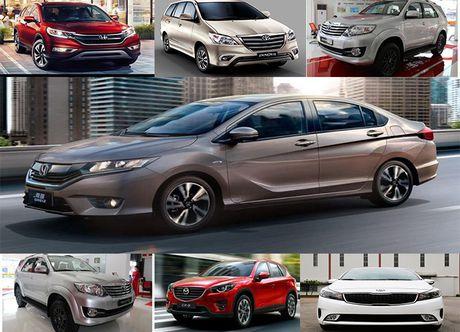 Toyota Vios - Xe ban chay nhat Viet Nam thang 10/2016 - Anh 12