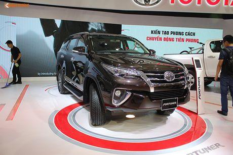 Toyota Vios - Xe ban chay nhat Viet Nam thang 10/2016 - Anh 7