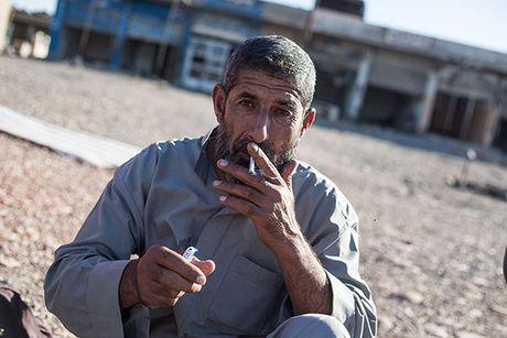 Chum anh nguoi dan Iraq chay loan khoi Mosul - Anh 8