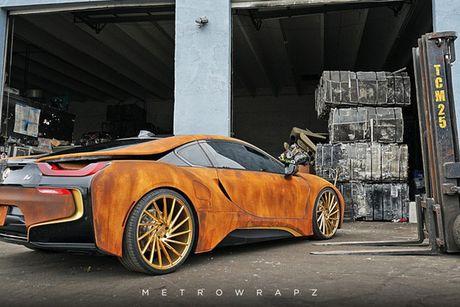BMW i8 phong cach ri set khien dan choi 'phat sot' - Anh 8