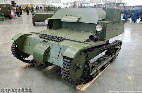 Bat ngo bo vu khi CTTG 2 trong bao tang Nga - Anh 9