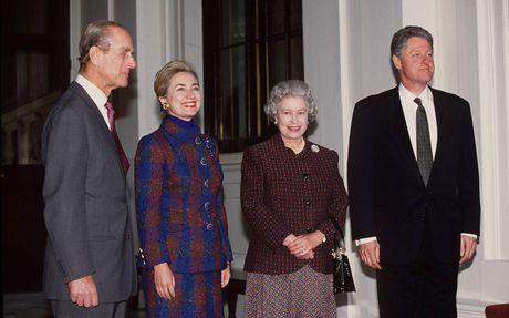 Con duong chinh tri cua ba Hillary Clinton qua anh - Anh 10