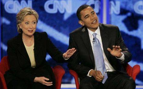 Con duong chinh tri cua ba Hillary Clinton qua anh - Anh 14