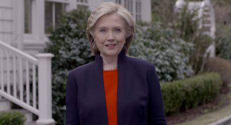Con duong chinh tri cua ba Hillary Clinton qua anh - Anh 16