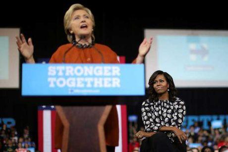 Con duong chinh tri cua ba Hillary Clinton qua anh - Anh 18