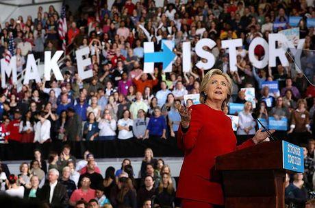 Con duong chinh tri cua ba Hillary Clinton qua anh - Anh 1