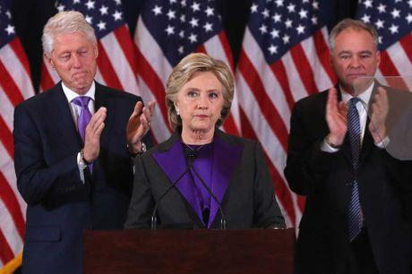 Con duong chinh tri cua ba Hillary Clinton qua anh - Anh 2