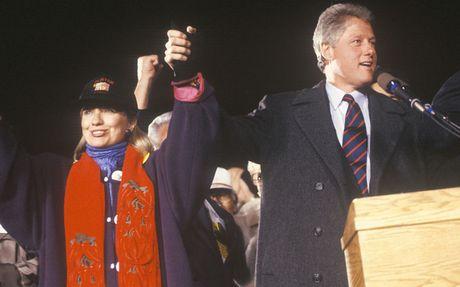 Con duong chinh tri cua ba Hillary Clinton qua anh - Anh 8
